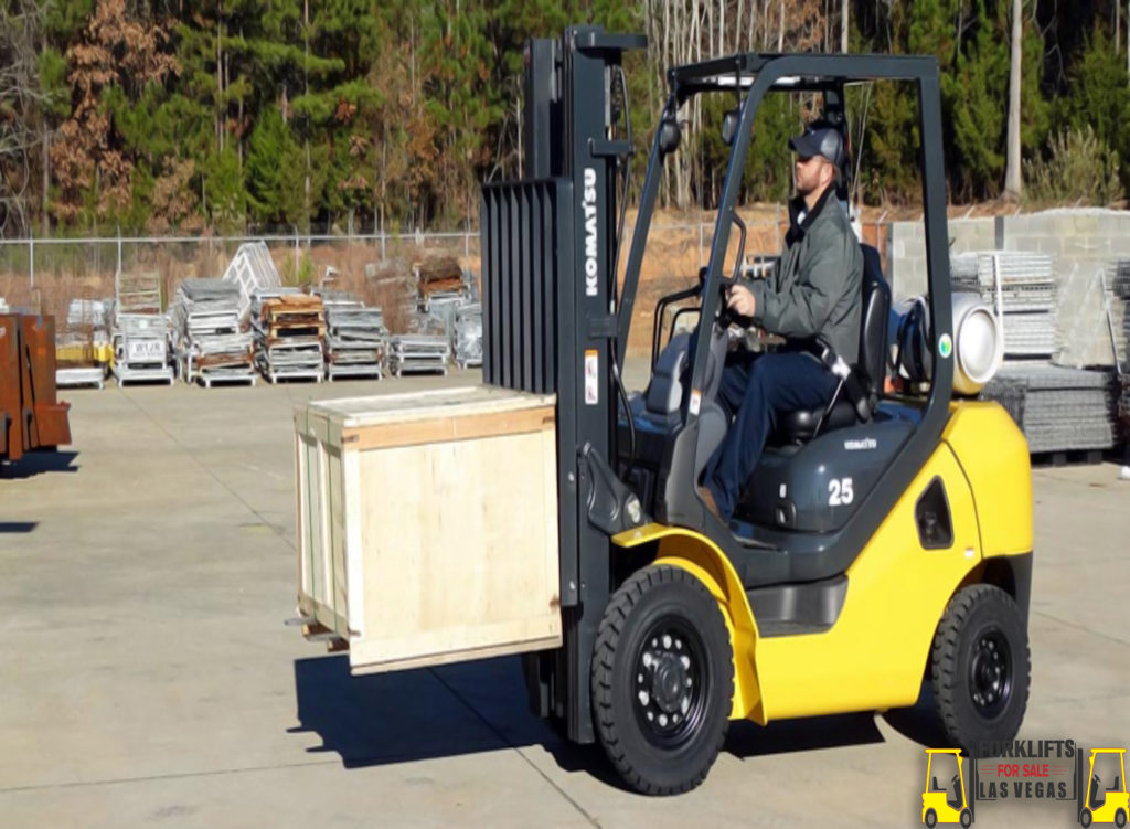Awareness About The Physical Hazards Of Forklift Trucks Holds The