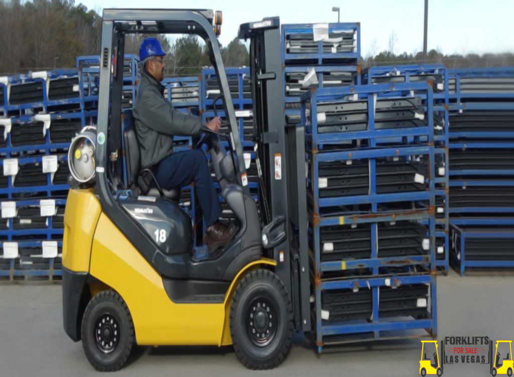 Why Is Forklift Training A Must For All Professional Forklift Drivers