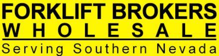 Forklifts For Sale Las Vegas